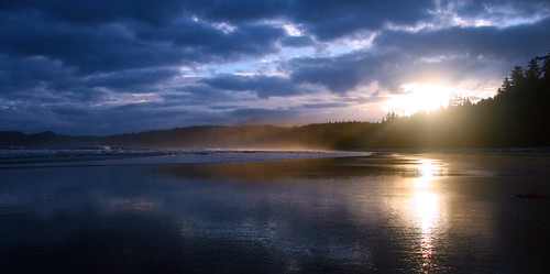Shi Shi Beach in the Morning Light, Olympic National Park by i8seattle