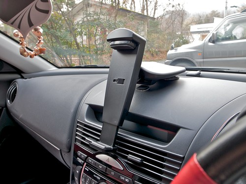 iPad in Mazda RX-8 (200-CAR010)