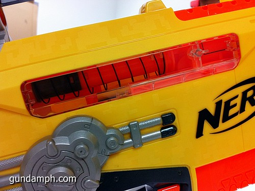 NERF Sale 50% Off Stampede Raider Recon Unboxing Review (38)