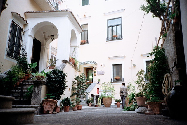 Sweet the memory, a land beyond the sea_Amalfi
