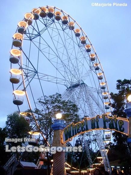 Wheel of Fate (Ferrris Wheel)