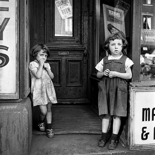 Kids - by Vivian Maier
