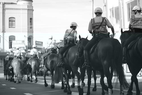 Sydney Mounted Police