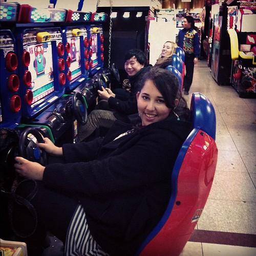 Mario Kart Arcade Japan