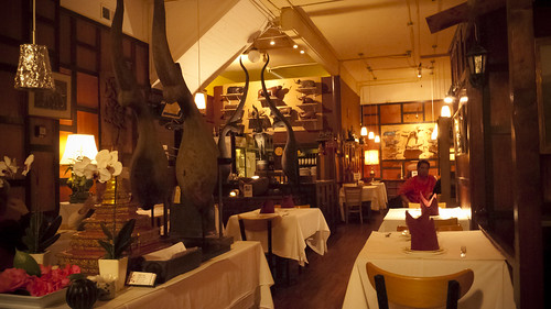 Suriya Thai Restaurant on Howard, in SOMA, San Francisco, CA