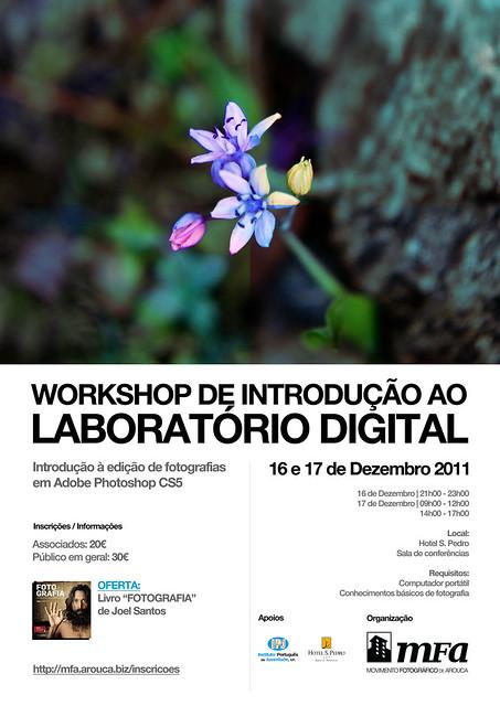 Workshop de Introdução ao Laboratório Digital
