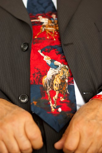 São Paulo: Jockey Club Tie
