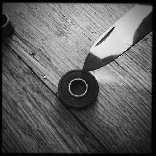 Making a Bearing Ring