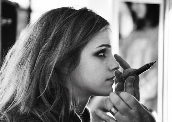Autumn:Winter 2009 Campaign - Behind The Scenes (2)