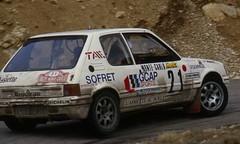 Peugeot 205 GTi - Montecarlo 1988