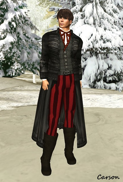 BlakOpal - Black Hawkesworth Outfit