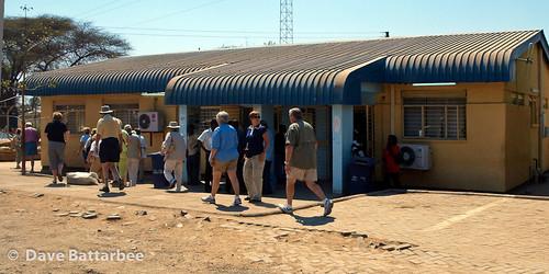 Zambian Border Control