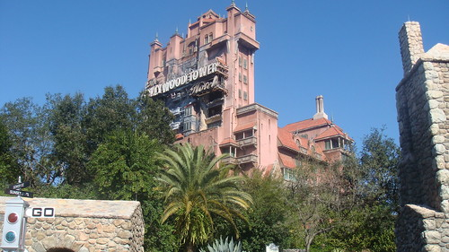 Hollywood Tower *o* - Hollywood Studios (Orlando)