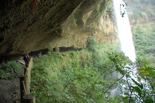 Sandiaoling Waterfalls 2012