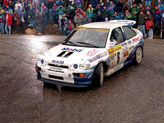 Ford Escort Cosworth RS - Montecarlo 1994