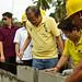 PNoy in Habitat Build