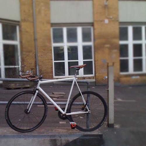 hübsches Zweirad!