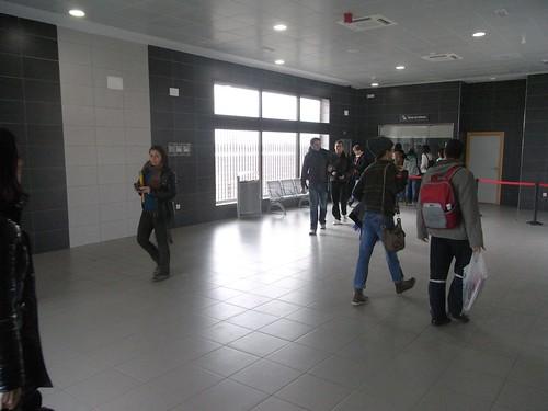 Estación tren Campus Rabanales.