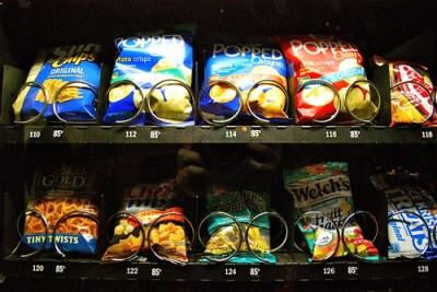 Snack Machine.