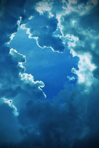 Open Heaven by Wolfspaniard