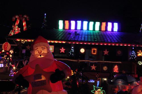 Christmas Light Tour