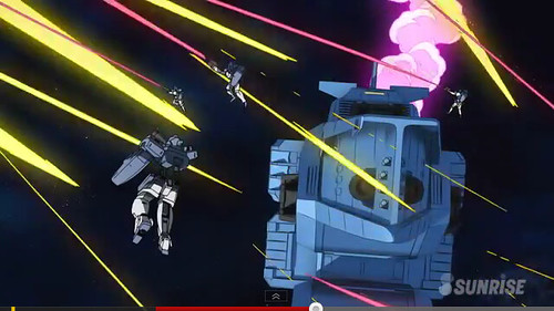 Gundam AGE  Episode 12  Course for Counterattack Youtube  Gundam PH (9)