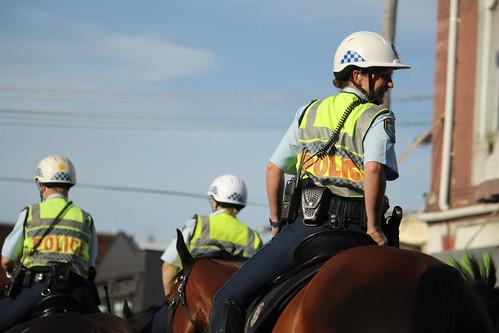 Sydney Mounted Police II