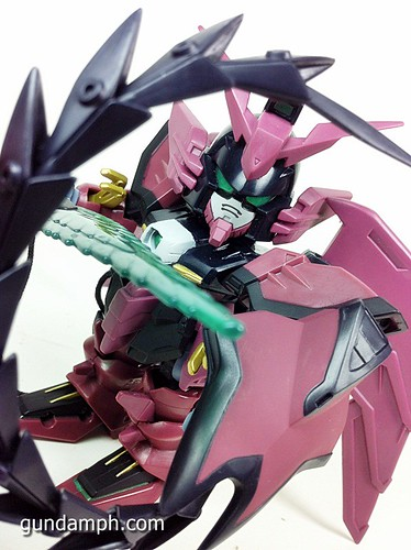 SD Gundam Online Capsule Fighter EPYON Toy Figure Unboxing Review (38)