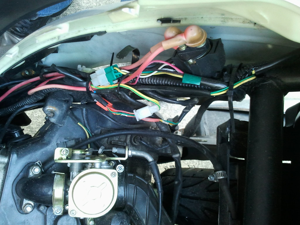 hight resolution of wildfire scooter kick stand saftey switch wiring diagram wiringthat is the can of worms that i