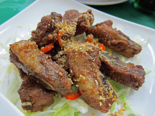 Salt and Chilli Pork Ribs