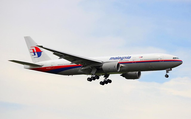 Boeing 777 Malaysia Airlines Auckland approach, 9M-MRO missing tragically lost in flight