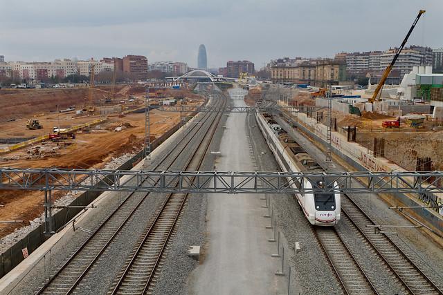 Pont del Treball - Sur - 27-01-12