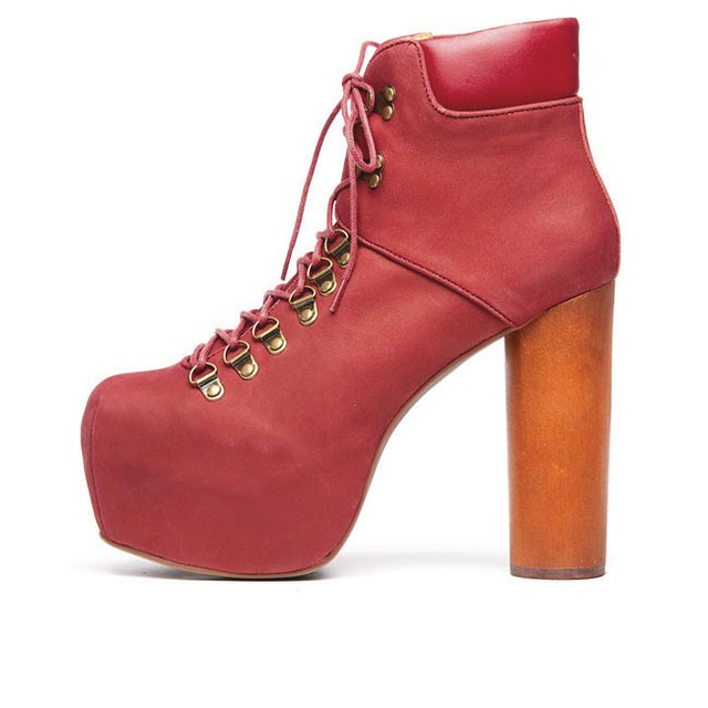 jeffrey-campbell-everest-san-francisco-boot-red - Kopya