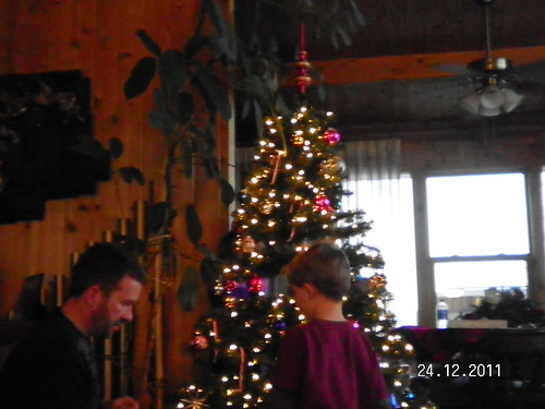 DEC CHRISTMAS  2011 by Kim Vaughn Sowards