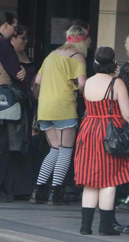 Enmore theatre Dresden Dolls