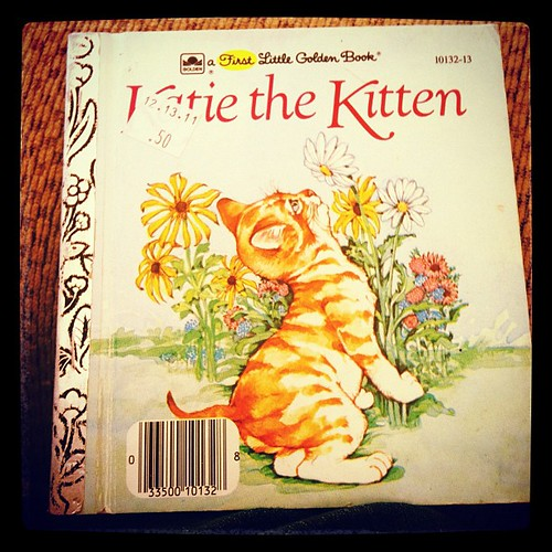 #janphotoaday Day 10 Childhood. This book reminds me of my childhood.