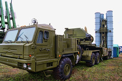 Russian surface-to-air missile system S-300 PMU2 Favorit. Комплекс С-300 ПМУ2 Фаворит.