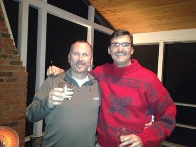 Greg and Paul