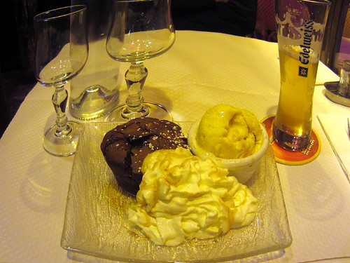 Dec 10 Yummy Chocolate Fondant by sophiefrenchgrl