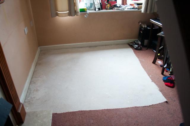 New floor!