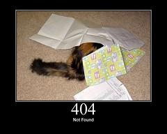 404 - Not Found