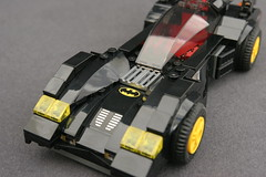 6864 The Batmobile and the Two-Face Chase - Batmobile 5