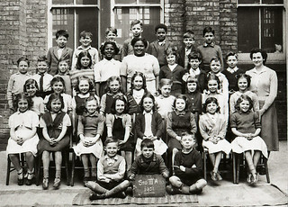 Class 111A, Webster Street School, 1951