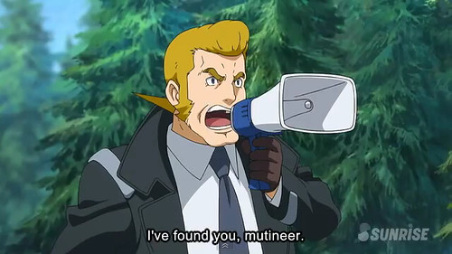 Gundam AGE  Episode 11  Reunion at Minsry Youtube  Gundam PH (24)