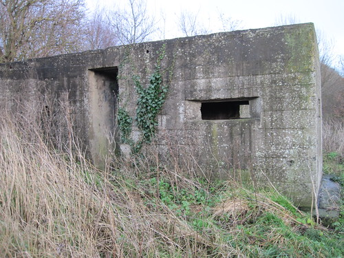 Yarm, Pillbox