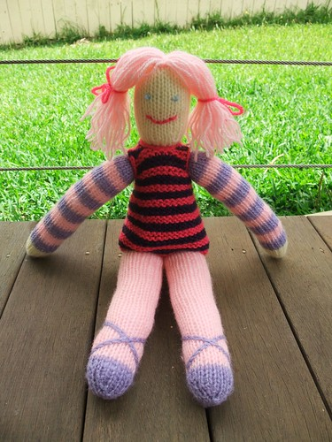 Knitted Doll 2