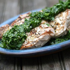 Honey Gremolata Chops 63