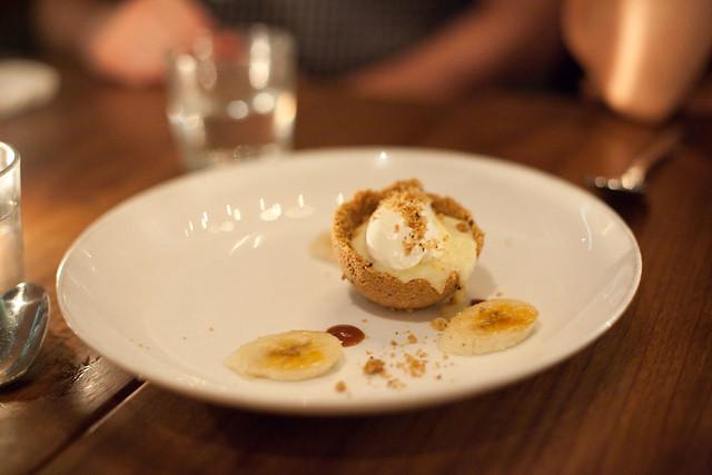 Banoffee Pudding