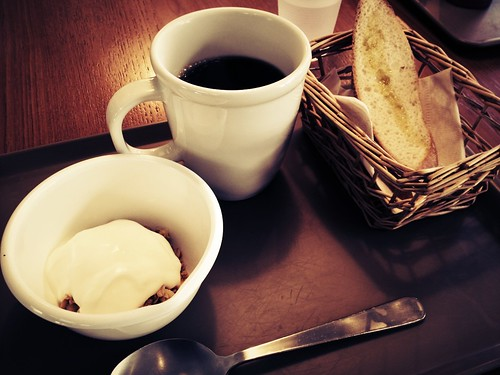 Breakfast at WIRED CAFE〈〉FIT