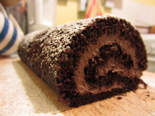 chocolate swiss roll no.3